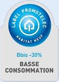 les labels rt2012 10 rt2012 20 et bbio 30. Black Bedroom Furniture Sets. Home Design Ideas