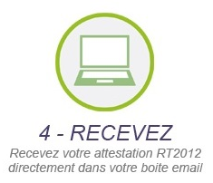 attestation RT2012 par un BET